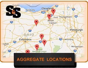 AGGREGATE LOCATIONS