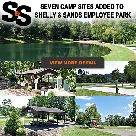New Camp Sites