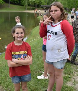 DF jr high pond visit 2019_6